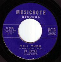 CLASSICS - TILL THEN - MUSICNOTE