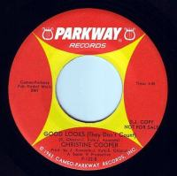 CHRISTINE COOPER - GOOD LOOKS (They Don't Count) - PARKWAY DEMO