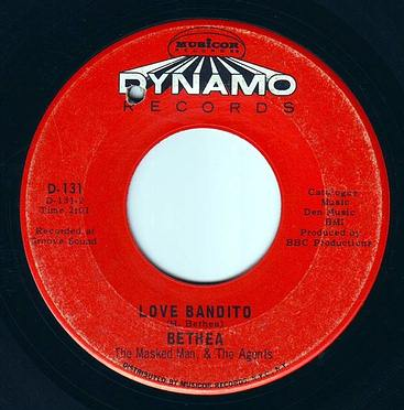 BETHEA - LOVE BANDITO - MUSICOR