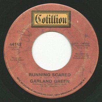 GARLAND GREEN - RUNNING SCARED - COTILLION