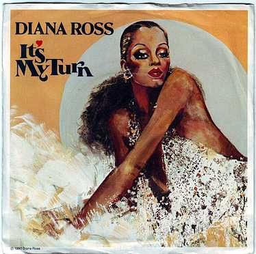 DIANA ROSS - IT'S MY TURN - TMG 1217