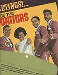 MONITORS - GREETINGS!...WE'RE THE MONITORS - STML 11108