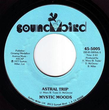 MYSTIC MOODS - ASTRAL TRIP - SOUNDBIRD
