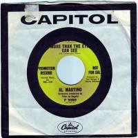 AL MARTINO - MORE THAN THE EYE CAN SEE - CAPITOL DEMO