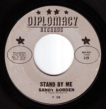 SANDY BORDEN - STAND BY ME - DIPLOMACY