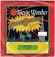 STEVIE WONDER - MASTERBLASTER (JAMMIN') - MOTOWN