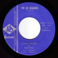 SAMUEL MOORE - I'M SO JEALOUS - DARAN