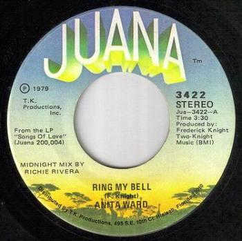 ANITA WARD - RING MY BELL - JUANA