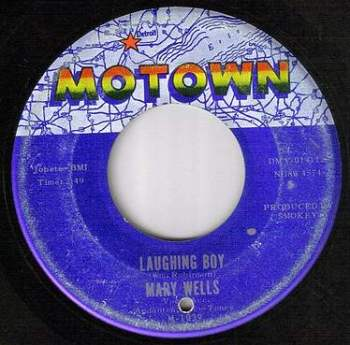 MARY WELLS - LAUGHING BOY - MOTOWN