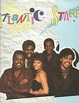 ATLANTIC STARR - SILVER SHADOW - A&M