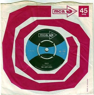 CUFF-LINKS - TRACY - MCA