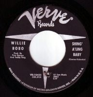 WILLIE BOBO - SHING A LING BABY - VERVE