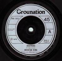 BRENTON KING - JOSEPHINE - GROUNATION