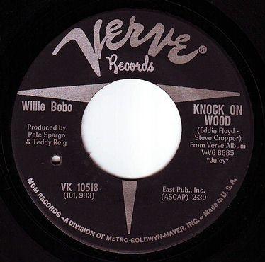 WILLIE BOBO - KNOCK ON WOOD - VERVE