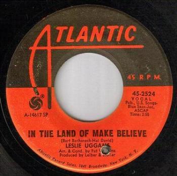LESLIE UGGAMS - IN THE LAND OF MAKE BELIEVE - ATLANTIC