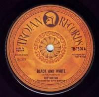 GREYHOUND - BLACK AND WHITE - TROJAN