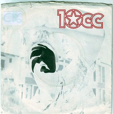 10CC - DREADLOCK HOLIDAY - MERCURY