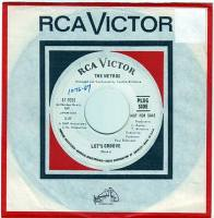 METROS - LET'S GROOVE - RCA DEMO