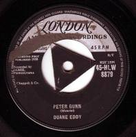 DUANE EDDY - PETER GUNN - LONDON
