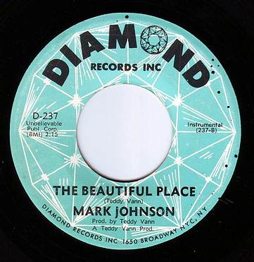 MARK JOHNSON - THE BEAUTIFUL PLACE - DIAMOND