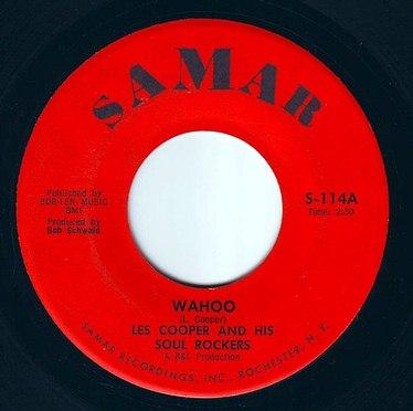 LES COOPER - WAHOO - SAMAR