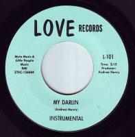 DIANE LEWIS - MY DARLIN (INSTR) - LOVE