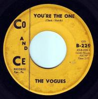 VOGUES - YOU'RE THE ONE - CO & CE