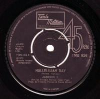 JACKSON 5 - HALLELUJAH DAY - TMG 856