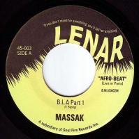 MASSAK - B.L.A. Part 1 - LENAR