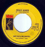 JUDY CLAY & WILLIAM BELL - PRIVATE NUMBER - STAX