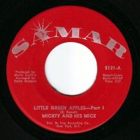 MICKEY & HIS MICE - LITTLE GREEN APPLES - SAMAR