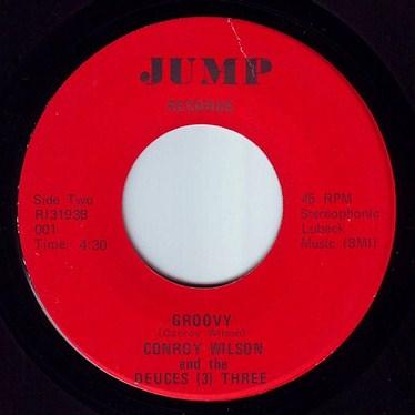 CONROY WILSON - GROOVY - JUMP