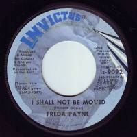 FREDA PAYNE - I SHALL NOT BE MOVED - INVICTUS