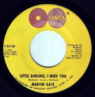 MARVIN GAYE - LITTLE DARLING, I NEED YOU - TAMLA