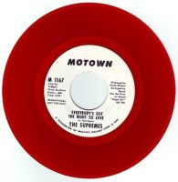 SUPREMES - EVERYBODY'S GOT THE RIGHT TO LOVE - MOTOWN DEMO
