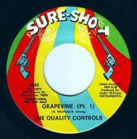 QUALITY CONTROLS - GRAPEVINE - SURE SHOT