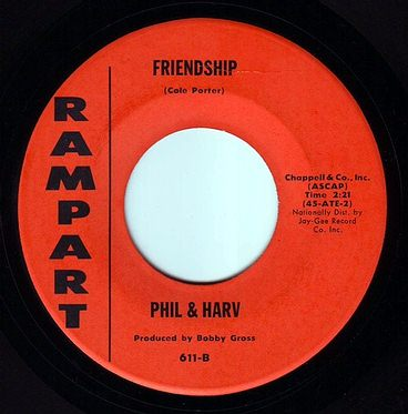 PHIL & HARV - FRIENDSHIP - RAMPART