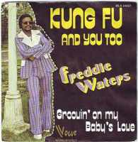 FREDDIE WATERS - GROOVIN' ON MY BABY'S LOVE - VOGUE