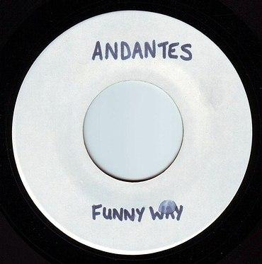 ANDANTES - FUNNY WAY - MOTOWN