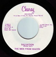 MEN FROM MACON - SALVATION - CHARAY