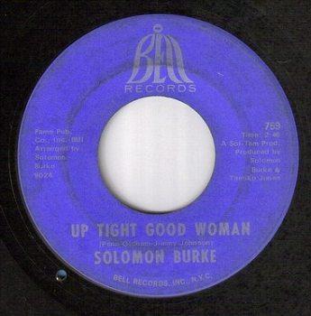 SOLOMON BURKE - I CAN'T STOP - BELL