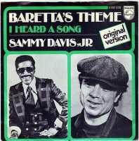 SAMMY DAVIS JR - BARETTA'S THEME - PHILIPS