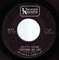 PATTY DUKE - EVERYTHING BUT LOVE - UA