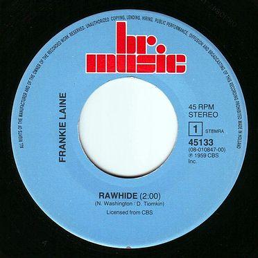 FRANKIE LAINE - RAWHIDE - BR MUSIC