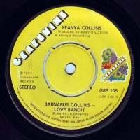 KEANYA COLLINS - BARNABUS COLLINS-LOVE BANDIT - GRAPEVINE