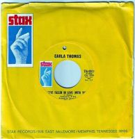 CARLA THOMAS - I'VE FALLEN IN LOVE WITH YOU - STAX