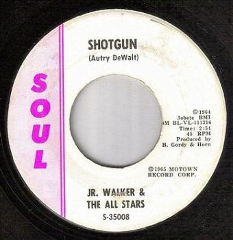 JR.WALKER & ALL STARS - SHOTGUN - SOUL