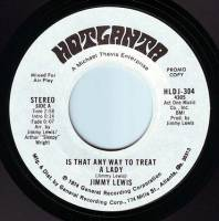 JIMMY LEWIS - IS THAT ANY WAY TO TREAT A LADY - HOTLANTA DEMO