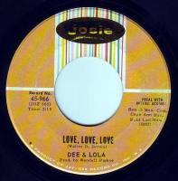 DEE & LOLA - LOVE, LOVE, LOVE - JOSIE