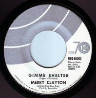MERRY CLAYTON - GIMME SHELTER - ODE
